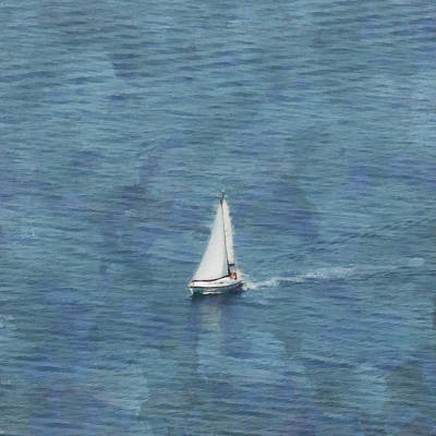 Photograph - Dreamy Summer Sails by Joshua House