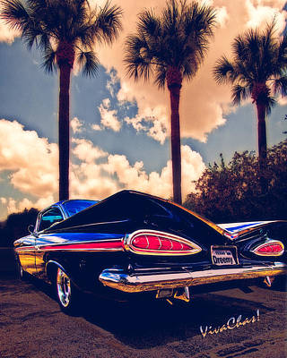 Dreemy 59 Impala - How Do U Live W/o It? Art Print