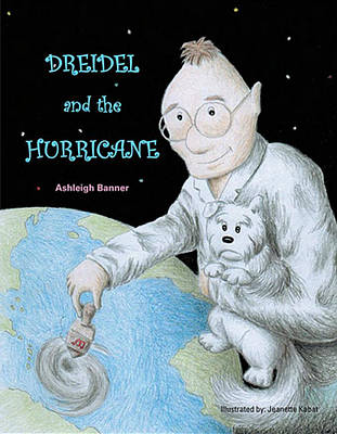 Jeanette Kabat Drawing - Dreidel And The Hurricane by Jeanette K