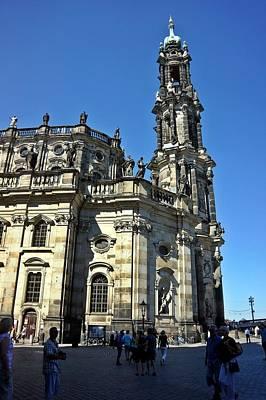 Photograph - Dresden - 54 by Rezzan Erguvan-Onal