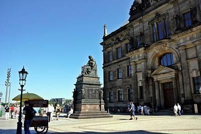 Photograph - Dresden - 55 by Rezzan Erguvan-Onal
