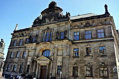 Photograph - Dresden - 56 by Rezzan Erguvan-Onal