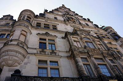 Photograph - Dresden - 57 by Rezzan Erguvan-Onal