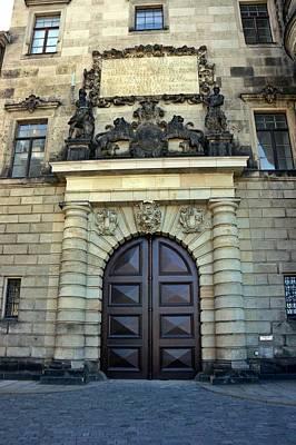 Photograph - Dresden - 59 by Rezzan Erguvan-Onal