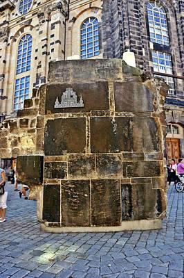 Photograph - Dresden - 66 by Rezzan Erguvan-Onal
