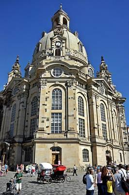 Photograph - Dresden - 68 by Rezzan Erguvan-Onal
