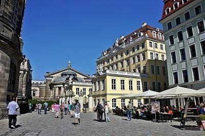 Photograph - Dresden - 72 by Rezzan Erguvan-Onal