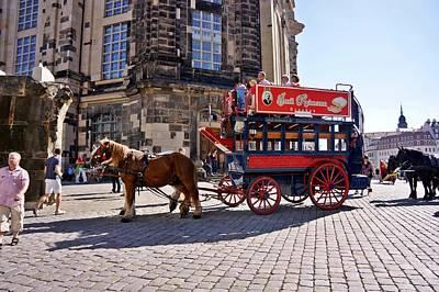 Photograph - Dresden - 74 by Rezzan Erguvan-Onal