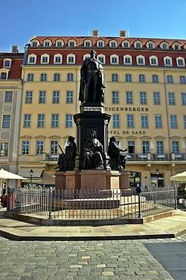 Photograph - Dresden - 76 by Rezzan Erguvan-Onal