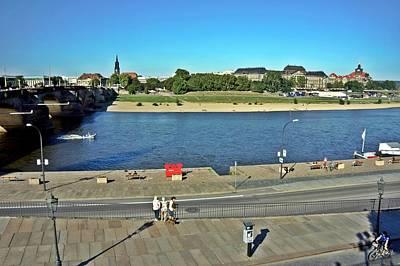Photograph - Dresden - 81 by Rezzan Erguvan-Onal