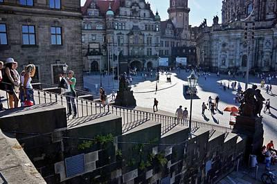 Photograph - Dresden - 86 by Rezzan Erguvan-Onal