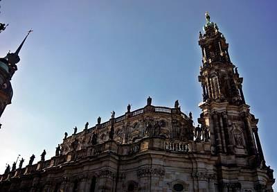 Photograph - Dresden - 87 by Rezzan Erguvan-Onal