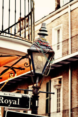 French Quarter Photograph - Dressed For The Party by Scott Pellegrin