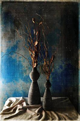 Photograph - Dried Flowers by Randi Grace Nilsberg
