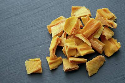 Mango Wall Art - Photograph - Dried Mango by Claudia Dulak / Science Photo Library