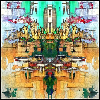 Digital Art - Dries Call 7 by Zac AlleyWalker Lowing