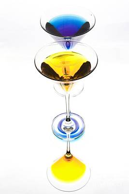 Martini Royalty-Free and Rights-Managed Images - Drink Redux by Andrew Brooks