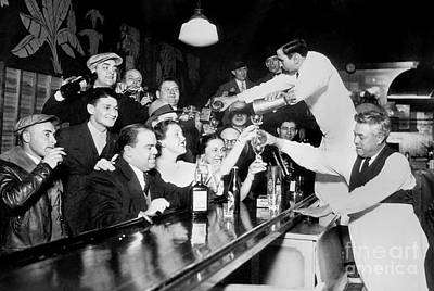 1920 Photograph - Drink Up by Jon Neidert