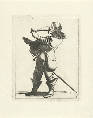 Drinking Fool, Pieter Jansz Art Print by Pieter Jansz. Quast And Frederik De Wit