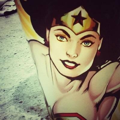 Wonder Woman Photograph - Wonderwoman by Marycruz Figueroa
