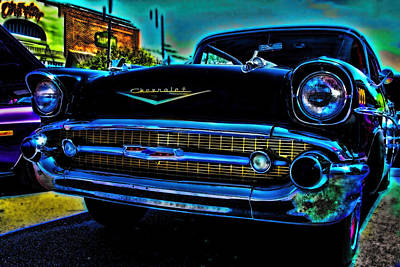 Photograph - Drive In Special by Lesa Fine