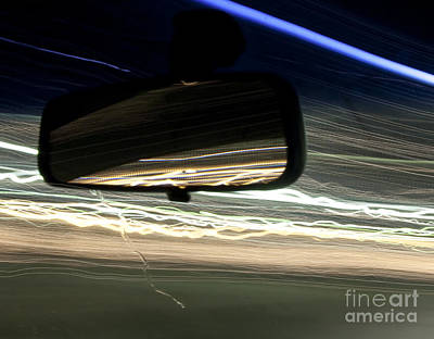 Photograph - Drivin' N' Cryin' by Jeannette Hunt