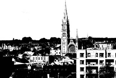 Photograph - Drogheda City by Charlie and Norma Brock