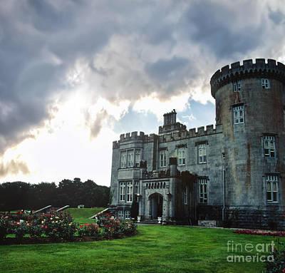 Dromoland Photograph - Dromoland Castle by Debra Millet