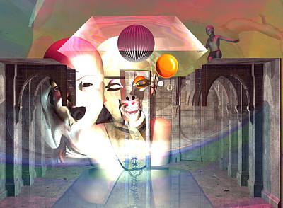 Digital Art - Drug Room #2 by Stephen Donoho