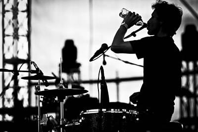 Drummer Musician Original