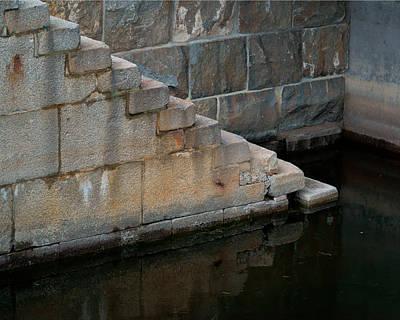 Photograph - dry dock Vasa museum Stockholm by Evgeny Lutsko