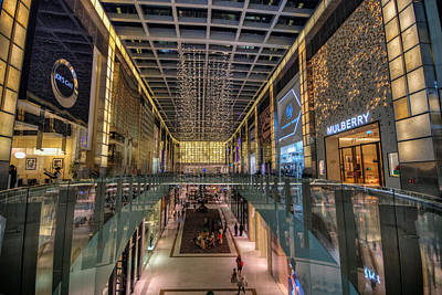 Photograph - Dubai Mall by John Swartz