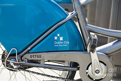 Photograph - Dublin Bike by Jim Orr