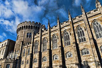 Photograph - Dublin Castle Garrison Church by Brenda Kean