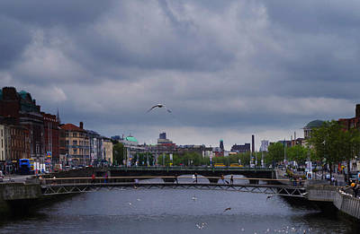 Photograph - Dublin Ireland by Sharon Popek