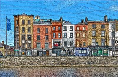 Photograph - Dublin by Steven Richman