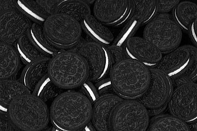 Oreos Photograph - Dublstuf by Andrew Wohl