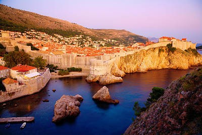 Photograph - Dubrovnik by Alexey Stiop