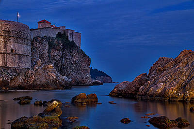 Photograph - Dubrovnik Bay by Stuart Litoff