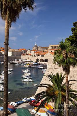 Photograph - Dubrovnik by Brian Jannsen