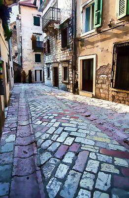 Dubrovnik Cobblestones Original