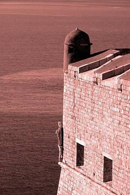 Latidude Image - Amazing Dubrovnik detail by Aston Pershing