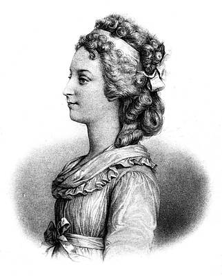 Duchess Painting - Duchess Of Angoul�me (1778-1851) by Granger