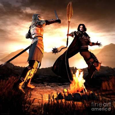 Duel Of Tintaglia Original