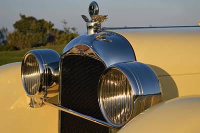 Photograph - Duesenberg Eight by Bill Dutting