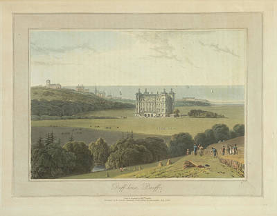 Duff House At Banff Art Print by British Library