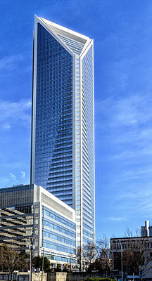 Photograph - Duke Energy Center by Randy Scherkenbach
