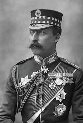 Photograph - Duke Of Connaught (1850-1942) by Granger