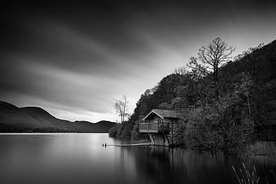 Duke Of Portland Boathouse Print by Dave Bowman