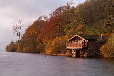 Photograph - Duke Of Portland Boathouse by Nick Atkin